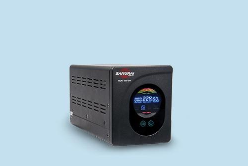 Samurai Heat Power Supply